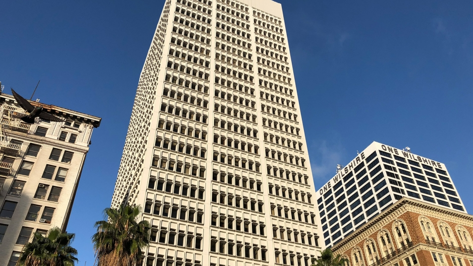 Corte de Immigración Los Angeles